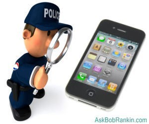 Police Cell Phone Searches